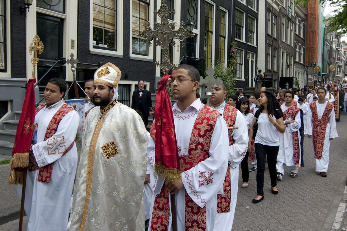 Oecumenische sacramentsprocessie
